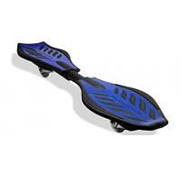 Двухколесный скейт (Рипстик) RipStik Classic blue