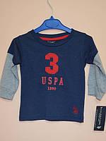 Реглан спортивный U.S. Polo, арт. 018
