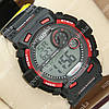 Надежные спортивные наручные часы Q&Q m142j001y 1052-0020