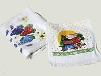Махровое полотенце для кухни 36х58 (цена за упаковку)