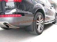 Брызговики оригинал на Audi Q7