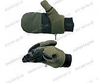 Перчатки-варежки Norfin Мужские перчатки с магнитным фиксатором Лучший подарок рыбаку