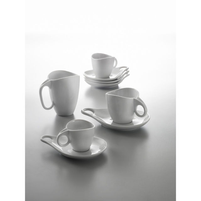 Чайные сервизы из фарфора Casa Bugatti