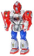 Робот музыкальный на батарейках 861B