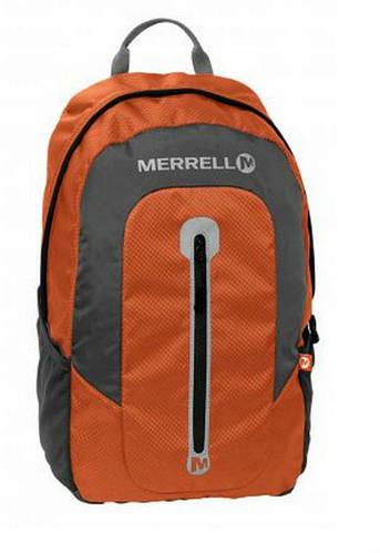 Мужской оригинальный повседневный рюкзак 15 л. MERRELL, Rockford JBF22508;802 оранжевый
