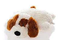Плюшевая подушка-игрушка собачка 50 см.