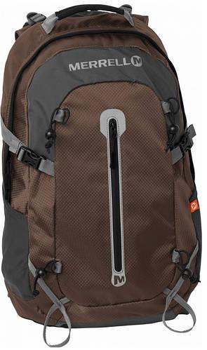 Спортивный надежный мужской рюкзак 22 л. MERRELL, Rockford JBF22509;208 коричневый