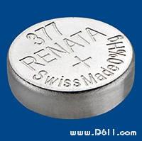 Батарейка  Renata SR626SW (377) 1.55V 24mAh