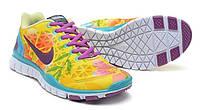 Кроссовки Nike Free TR Fit 2 желтые - 1190