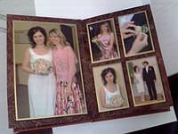 Альбомы выпускные, свадебные, фотокниги