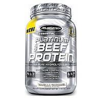 Протеин говяжий Platinum 100% BEEF Protein (1,91 kg )