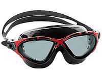 Маска-очки для плавания Cressi Sub Planet, чёрный силикон; тонированные стёкла