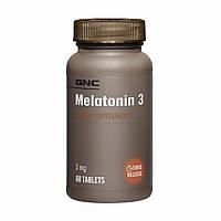 Витамины для сна мелатонин Melatonin 3 (60 caps)