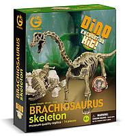 Игровой набор Дино-раскопки Брахиозавр Geoworld