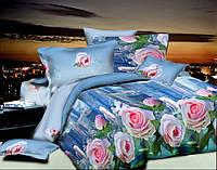 Двухспальный комплект постельного белья Ранфорс