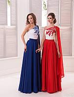 Вечернее платье (17) для выпускных вечеров и свидетельниц (цвета - в ассортименте)