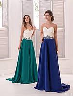 Вечернее платье (18) для выпускных вечеров и свидетельниц (цвета - в ассортименте)