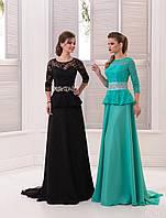 Вечернее платье (21) для выпускных вечеров и свидетельниц (цвета - в ассортименте)