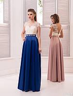 Вечернее платье (24) для выпускных вечеров и свидетельниц (цвета - в ассортименте)
