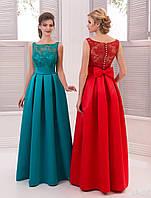 Вечернее платье (26) для выпускных вечеров и свидетельниц (цвета - в ассортименте)