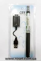 Электронная сигарета eGo CE6 1100 mAh