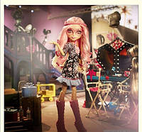 Кукла Вайперин Горгон из серии Страх, Камера, Мотор! Monster High Frights, Camera, Action Viperine Gorgon Doll