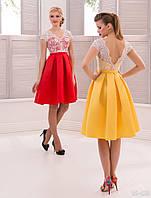 Вечернее платье (29) для выпускных вечеров и свидетельниц (цвета - в ассортименте)