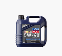 Синтетическое моторное масло Liqui moly (Ликви моли) Optimal Synth SAE 5W-40  4л.