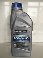 Моторное масло 10W-40 DLO (п/синтетическое) 1л. Пр-во Ravenol