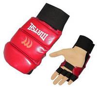 Накладки (перчатки) для карате MATSA Кожа р-р S