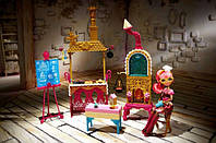 """Ever After High Kitchen with Ginger Breadhouse, Набор Джинджер Бредхаус и Класс кулинарии """"Покрытые сахаром"""""""