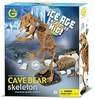 Игровой набор Ледниковый период Пещерный медведь Geoworld