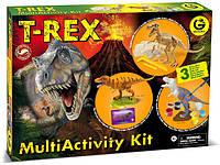 Набор игровой Мультиактив Ти-Рекс 3в1 Geoworld