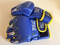 Перчатки для смешанных единоборств MMA (PVC+PU)р-р S