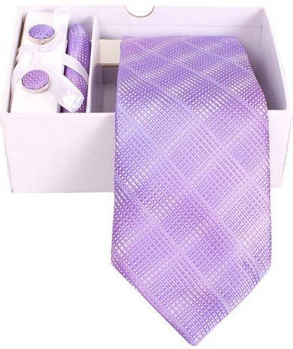Эффектный подарочный комплект для мужчин ETERNO (ЭТЕРНО) EG502 сиреневый