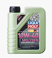 Полусинтетическое моторное масло Liqui moly (Ликви моли)  Molygen New Generation 10W-40  1л.
