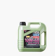 Полусинтетическое моторное масло Liqui moly (Ликви моли)  Molygen New Generation 10W-40  4л.