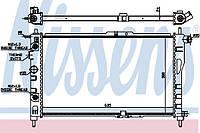 Радиатор охлаждения Daewoo Nexia | Нексия 1.5, 8 кл/16 кл - Nissens 616521