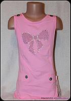 Детский сарафан для девочки (бантик)