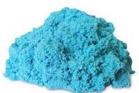 Кинетический песок синий 1 кг  Waba Fun