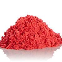 Кинетический песок красный 1 кг  Waba Fun