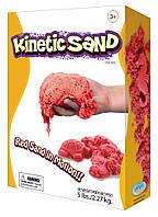Кинетический песок красный 2,3 кг  Waba Fun