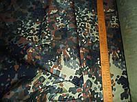 Камуфляжная ткань Бундесвер флектарн