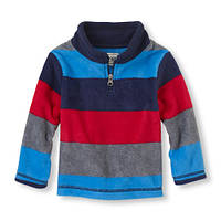Флисовый пуловер для мальчика The Children's Place; 3, 4 года