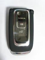 Корпус Nokia 6131 чёрный с клавиатурой class AAA