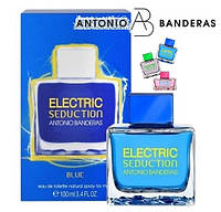 Antonio Banderas Electric Seduction, Антонио Бандерас Электрик Седакшн, мужской