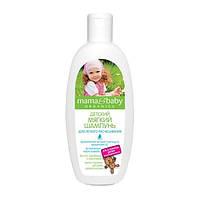 Детский мягкий шампунь для легкого расчесывания Mama&Baby Organics