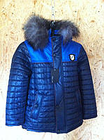 зимние куртки и пуховики для мальчика