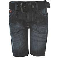 Джинсовые шорты  Lee Cooper на мальчика  5-6 лет