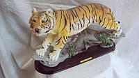 Статуэтка керамическая тигр размер 18*43*10
